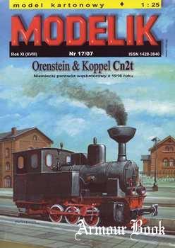 Orenstein & Koppel Cn2t [Modelik 2007-17]