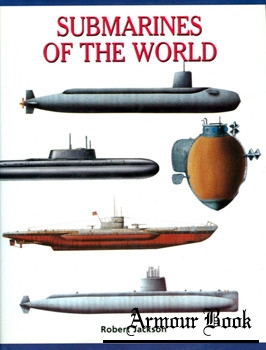 Submarines of the World [Barnes & Noble Books]