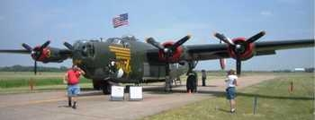 B-24 Consolidated Liberator 'Witchcraft' [Walk Around]