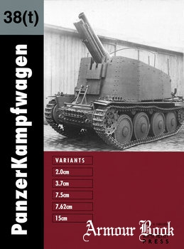 PanzerKampfwagen 38(t) Variants [Zimmerit Press]