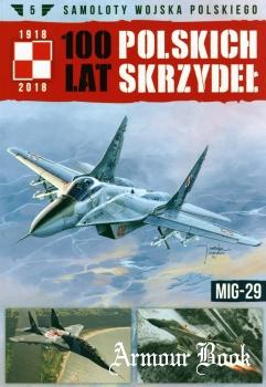 MiG-29 [Samoloty Wojska Polskiego №5]