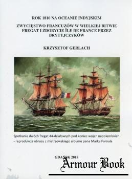 Rok 1810 na Oceanie Indyjskim