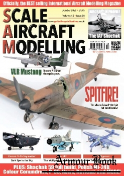Scale Aircraft Modelling 2020-10