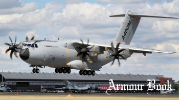 Airbus Military A400M Grizzly (EC-402) [Walk Around]