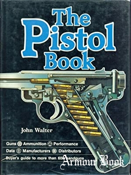 The Pistol Book [Arco Publishing]