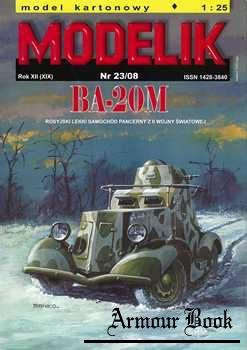 BA-20M [Modelik 2008-23]