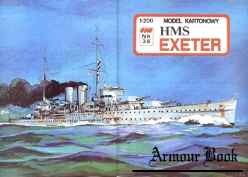 HMS Exeter [GPM 036]