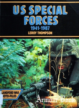 US Special Forces 1941-1987 [Blandford War-Photo Files]