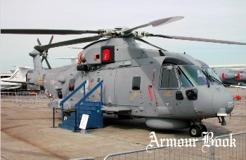 AgustaWestland EH101 ASW Italian Navy [Walk Around]