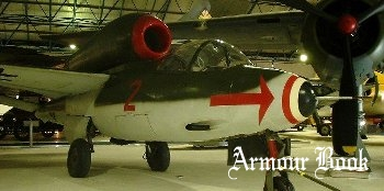 Heinkel He 162 Volksjager [Walk Around]