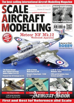 Scale Aircraft Modelling 2020-11