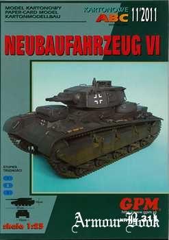 Neubaufahrzeug VI [GPM 311]