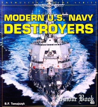 Modern U.S. Navy Destroyers (Enthusiast Color Series) [MBI Publishing]