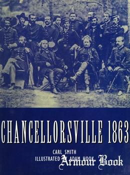 Chancellorsville 1863 [Osprey History]
