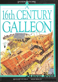 A 16th Century Galleon [Simon & Schuster]