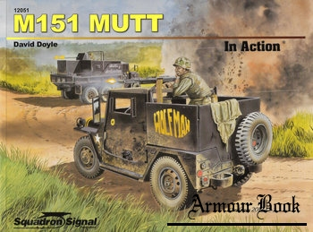 M151 MUTT in Action [Squadron Signal 12051]