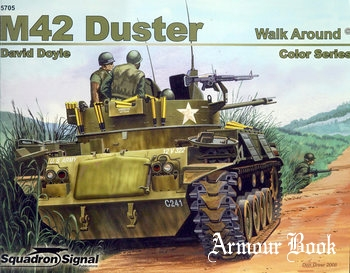 M42 Duster [Squadron Signal 5705]