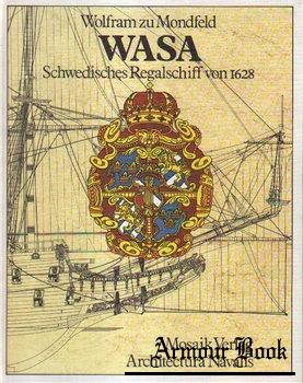 Wasa Schwedisches Regalschiff von 1628 [Mosaik Verlag]