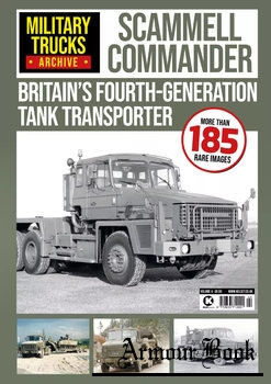 Scammell Commander [Military Trucks Archive №4]