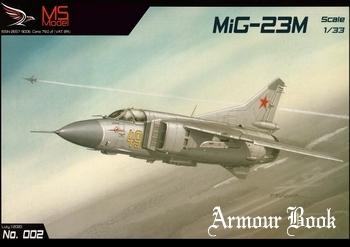 Mig-23M [MS Model 002]