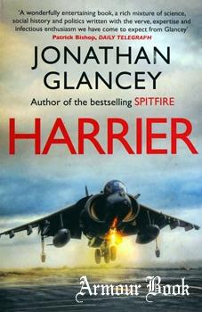 Harrier: The Biography [Atlantic Books]