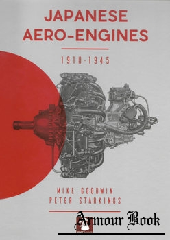 Japanese Aero-Engines 1910-1945 [Stratus / Mushroom Model Publications]