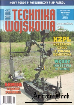 Nowa Technika Wojskowa 2020-10 (352)