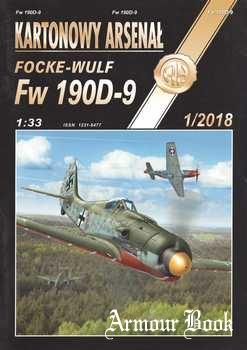 Focke-Wulf Fw-190D-9 [Halinski KA 2018-01]