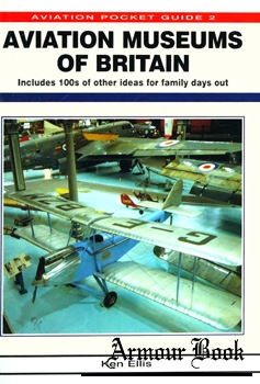 Aviation Museums of Britain [Aviation Pocket Guide 2]