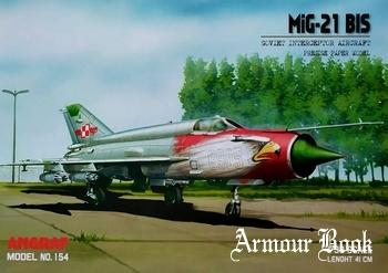 MiG-21 Bis [Angraf Model 154]