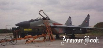 MiG-29 Fulcrum [Walk Around]