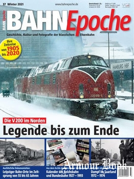 Bahn Epoche №37 2021