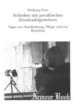 Schiessen mit Preussischen Zundnadelgewehren [Herstellung und Verlag]