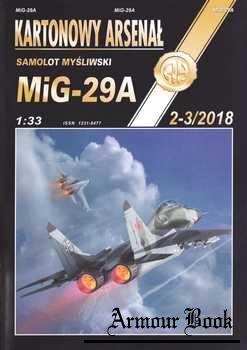 MiG-29A [Halinski KA 2018-02/03]