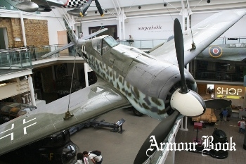 Focke-Wulf FW 190 A-8 [Walk Around]