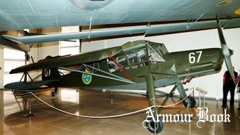 Fieseler Fi 156 C3 Storch [Walk Around]