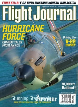 Flight Journal 2020-09/10