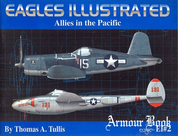 Allies in the Pacific [Eagles Illustrated 2]