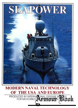 Seapower: Modern Naval Technology of the USA and Europe [Motorbooks International]