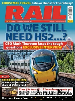 Rail - Issue 920, 2020