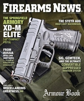 Firearms News 2020-22