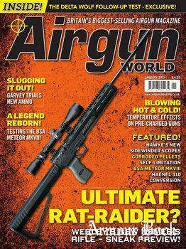Airgun World 2021-01