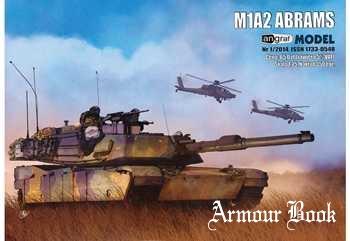 M1A2 Abrams [Angraf Model 2014-01]