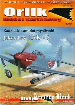 Jakowlew Jak-3 [Orlik 042]