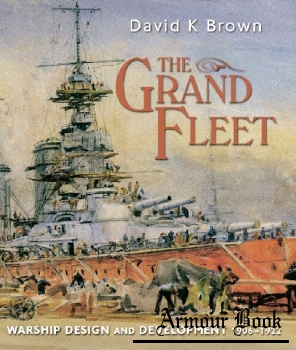 The Grand Fleet: Warship Design and Development 1906-1922 [Seaforth Publishing]