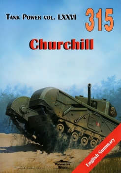 Churchill [Wydawnictwo Militaria 315]