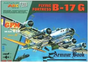 B-17G Flying Fortress [GPM 016 2 издание]