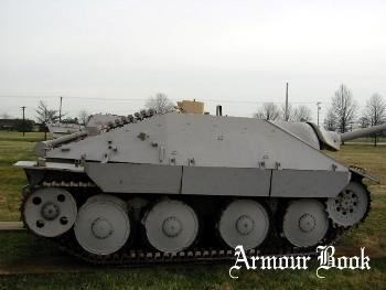 Jagdpanzer 38t SdKfz 138/2 Hetzer [Walk Around]