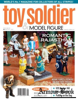 Toy Soldier & Model Figure №248 (2020)