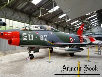 Fiat G91 T1 [Walk Around]